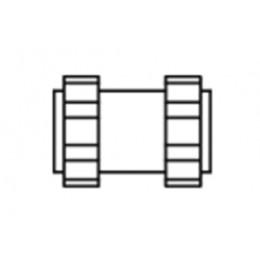 Комплект соединений газового патрубка Baxi (7105832)